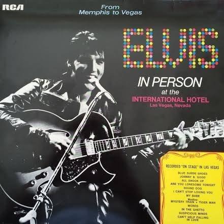 Elvis Presley - Elvis Presley , - From Memphis To Vegas / From Vegas To Memphis - Rca Victor - Lsp-6020/1-2 - Zortam Music