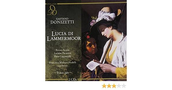 Gaetano Donizetti: Tombe degli avi miei Tenore da Lucia di Lammermoor Piano /&