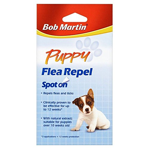 Bob Martin Spot on for Small Dogs & Puppies - Pack of 2