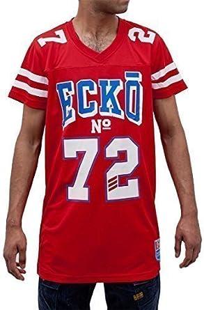 Ecko Hombres Niños Macabee Estrella Suéter Fútbol Americano Baloncesto Camisetas El Tiempo Es G Money: Amazon.es: Ropa y accesorios