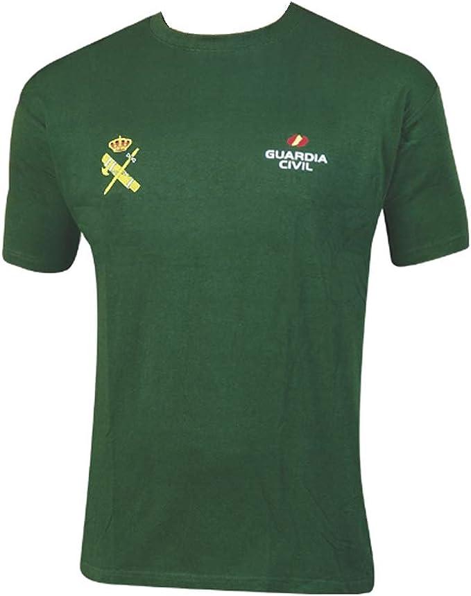 PC Camiseta Guardia Civil Talla M: Amazon.es: Ropa y accesorios