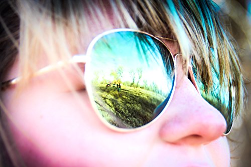 Wall Art, Wall Decor, Wall Photography, Wall Decoration, Sun Glasses, Aviators, Bright Future