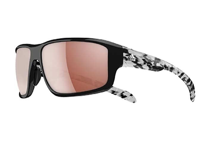 7333a30a0b Image Unavailable. Image not available for. Color  ADIDAS Sunglasses  KUMACROSS 2.0 ...
