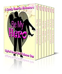 Be My Hero (Candy Hearts Series Boxed Set Book 1)