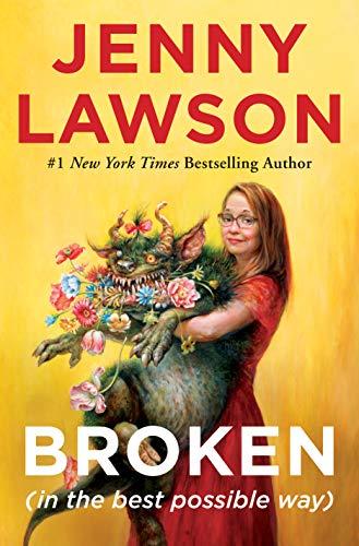 Book Cover: Broken