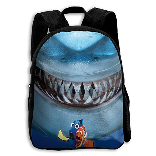 Finding Nemo Bruce Costume (Custom Funny Finding Nemo Bruce Unisex School Backpack)