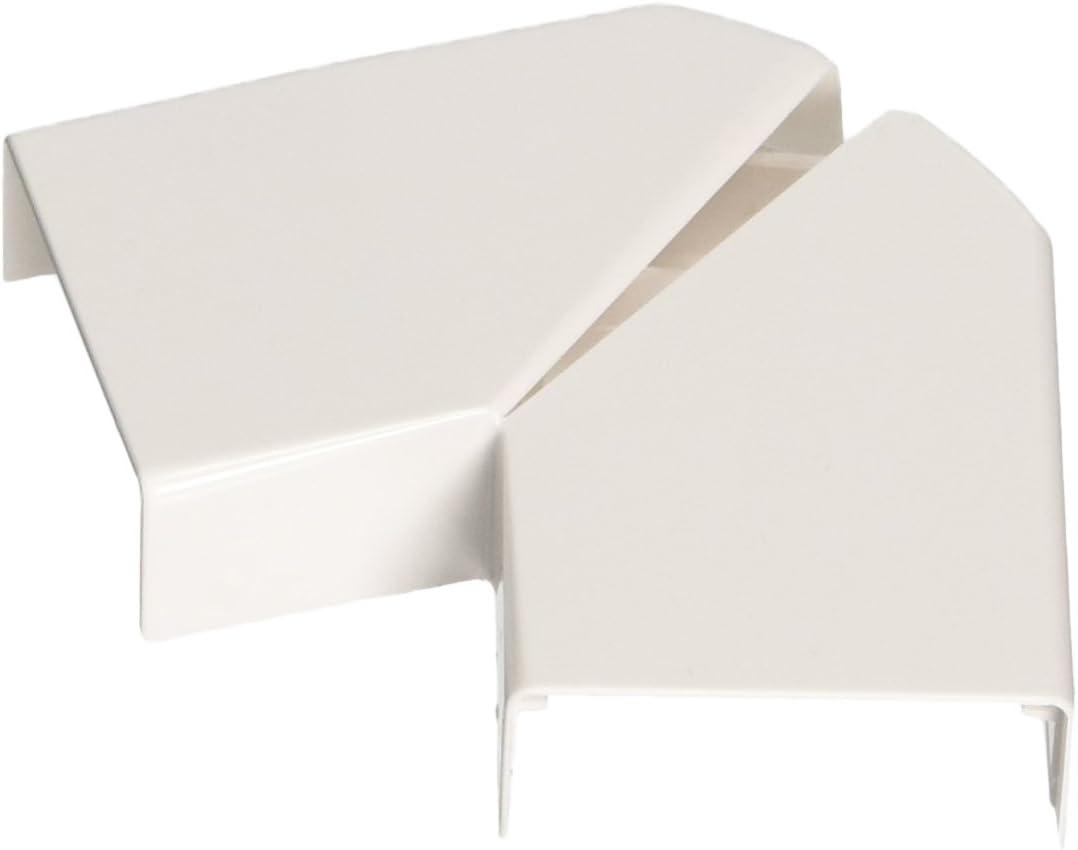 Blanc 40mm x 16mm Legrand 098173 Kit Tour de Porte pour Moulure