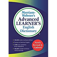 Merriam-Webster's Advanced Learner's English Dictionary: Newly Revised & Updated