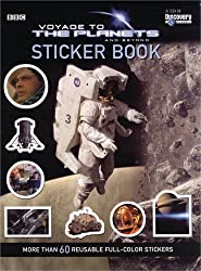 Voyage to the Planets and Beyond Sticker Book