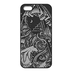 iPhone 5 5s Cell Phone Case Black UAN Mystic Mknmc