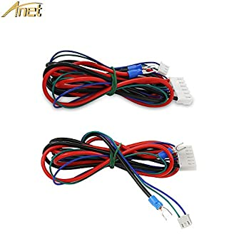Amazon.com: Anet 2pcs/lot A8 A6 cama caliente Cable 35.4 ...