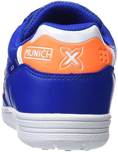 Munich Unisex-Kinder G-3 Kid Profit Fitnessschuhe, EU verschiedene Farben (805 805)