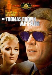 amazoncom thomas crown affair 1968 steve mcqueen