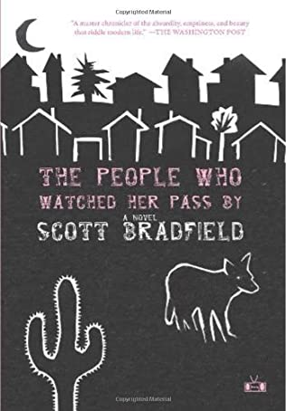 book cover of The People Who Watched Her Pass By