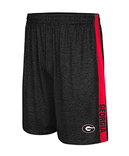 georgia bulldog basketball shorts - 5