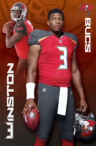Trends International Tampa Bay Buccaneers Jameis Winston Wall Posters 9738dc046