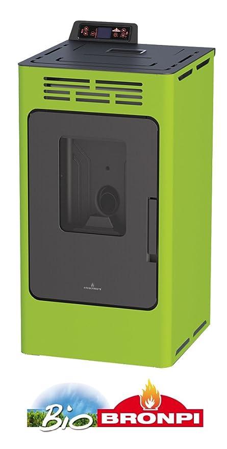 bronpi – Estufa de pellets 8,1 kW Mod.