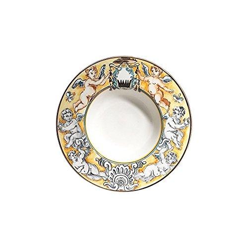 Barocco majolica plate
