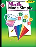 Math Made Simple, Robyn Silbey and Ann Stein, 0764701630