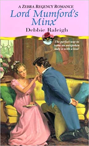 Lord Mumford's Minx (Zebra Regency Romance)