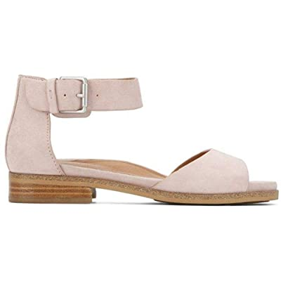 Gentle Souls Women's Gracey Flat Sandal with Ankle Strap | Flats