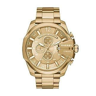 DIESEL Mega Chief – Reloj de pulsera
