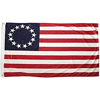 """Gadsden Don/'t Tread On Me Indoor Outdoor Dyed Nylon Historical Boat Flag 12/""""X18/"""""""