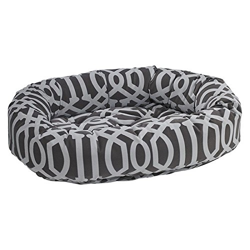 (Bowsers Diamond Series Microvelvet Donut Dog Bed)