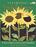 Everyday Embellishments, M'Liss Rae Hawley, 1564774791