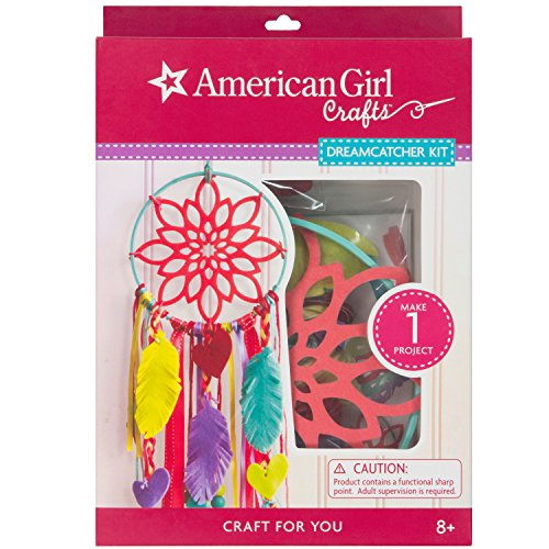 American Girl Crafts 30-726475 Dreamcatcher Kit