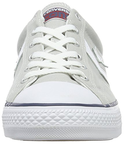Canvas Star Ox adulto Converse Sneaker Grey Grigio Light Core 050 Adulte Player Unisex nIndqT