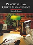 Practical Law Office Management, Roper, Brent D., 0314043055