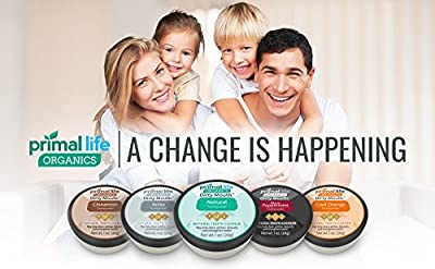 Dirty Mouth Organic Toothpowder - #1 Rated Best All Natural Dental Cleanser -Gently Polishes. Teeth Feel Cleaner, Stronger and Whiter Teeth - Better Than Toothpaste - Primal Life Organics by Primal Life Organics