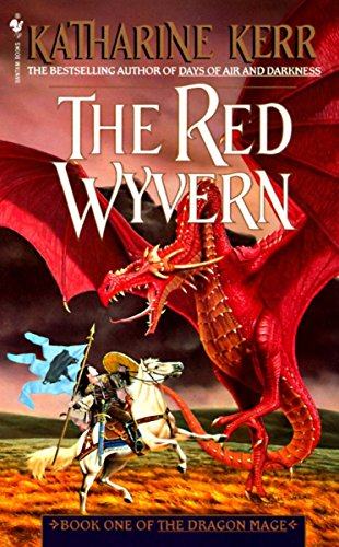 The Red Wyvern (Dragon Mage, Book 1)