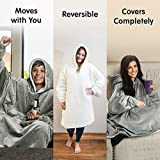 THE COMFY | The Original Oversized Sherpa Blanket