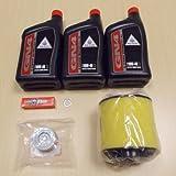 honda 2000 parts - New 2000-2006 Honda TRX 350 TRX350 Rancher ATV Complete Oil Service Tune-Up Kit