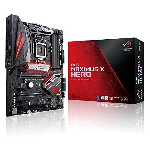 chollos oferta descuentos barato Asus 2 90MB0W20 M0EAY0 Placa Base Máximos X Hero Wi Fi AC 1151 C Z370