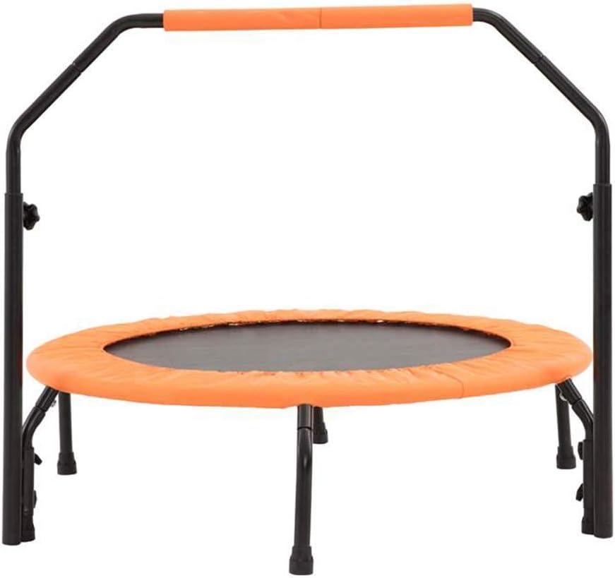 室内スポーツ用トランポリン - 調節可能な肘掛け椅子 - 小型のバウンスベッド - 大人用/子供用 - アーチ型の脚のデザイン - ミュート - 体重100kgに耐えることができる