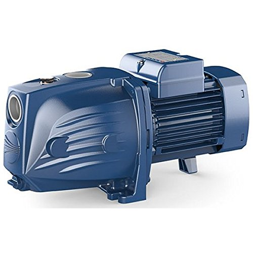 Self Priming JET Electric Water Pump JSWm1AX-N 0, 85Hp 240V Pedrollo JSW