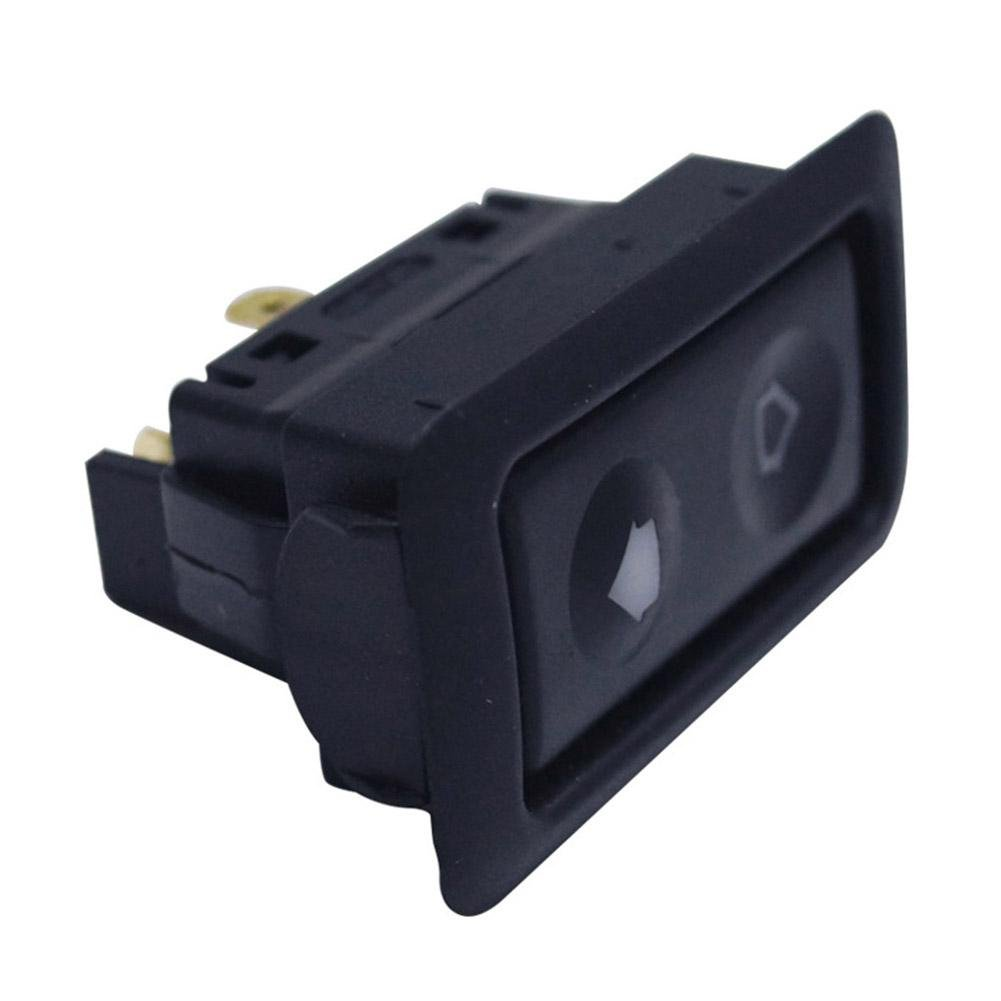 Envisioni Push Button Switch Toggle Switch For Car Power Window Switch