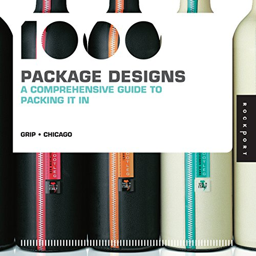 1,000 Package Designs (mini): A Comprehensive Guide to Packing It In (1000 Series)