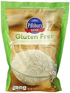 Pillsbury BEST Multi-Purpose Gluten-Free Flour Blend, 2 Pound