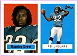 2006 Topps Turn Back the Clock #4 Maurice Jones-Drew JACKSONVILLE JAGUARS UCLA BRUINS