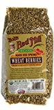 #10: Bob's Red Mill Wheat Hard Red Spring Wheat Berries 28 oz