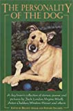 Personality of the Dog, Brandt Aymar and Edward Sagarin, 0517146657