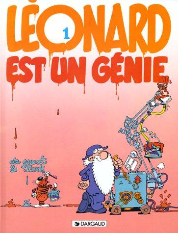 Léonard n° 1 Est un génie