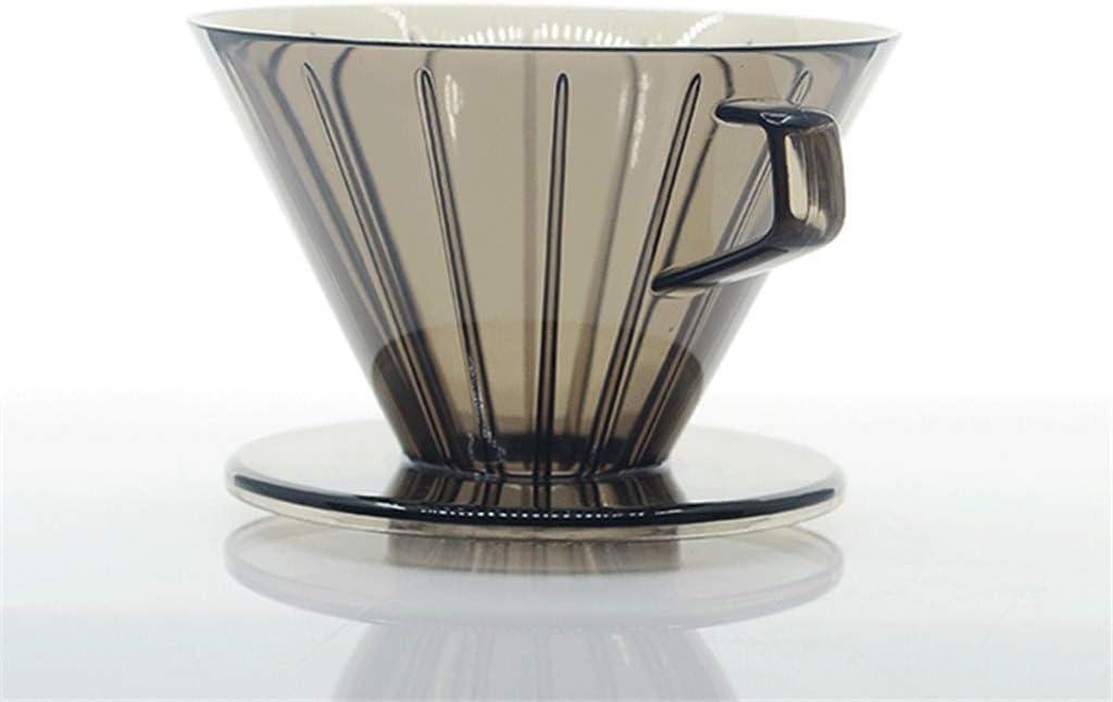 COKFEB Filtro de café Taza de Filtro de café de Resina de Goteo ...