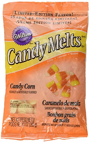 Wilton 1911-1321 Candy Corn Melts, Assorted ()