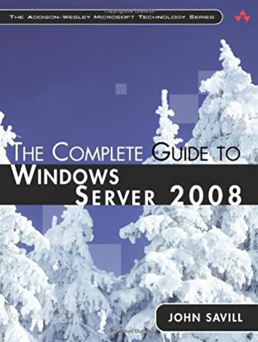 the complete guide to windows server 2008 addison wesley microsoft rh amazon co uk windows server 2016 complete guide windows server 2016 complete guide