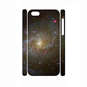 TYH - Vogue Personalized Custom Dustproof Galaxy Pattern Phone Case for ipod Touch4 Case ending phone case
